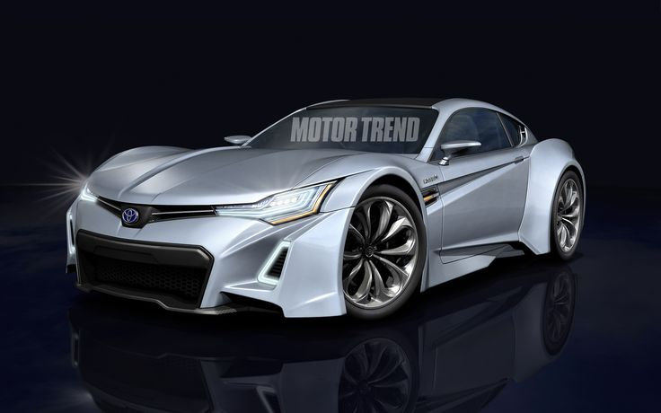 BMW-Toyota Sports Car Taking Shape - Motor Trend