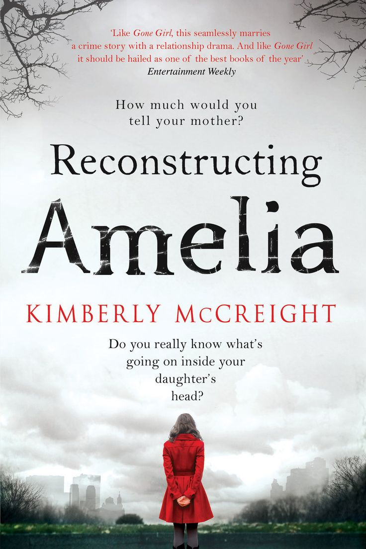 9 best susans favorite books images on pinterest books to read reconstructing amelia by kimberly mccreight fandeluxe Images
