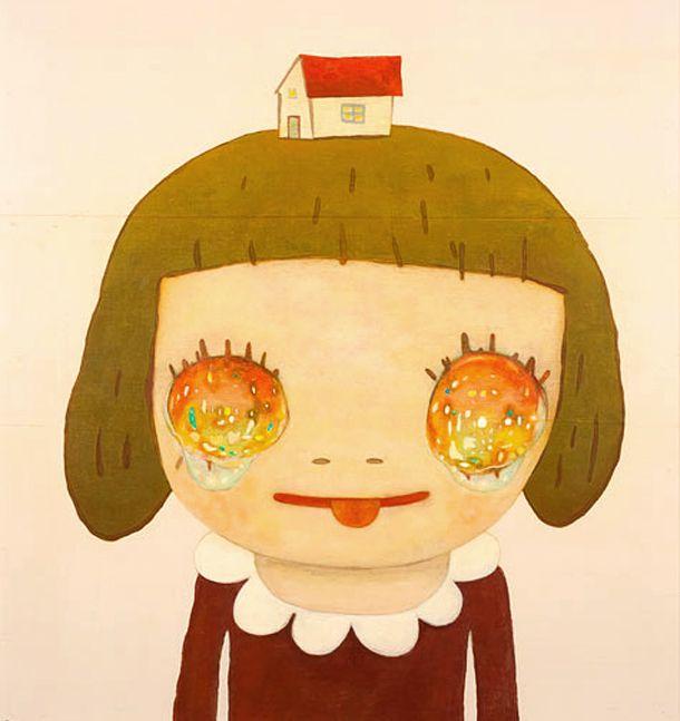 yoshitomo nara girl - Google 搜尋