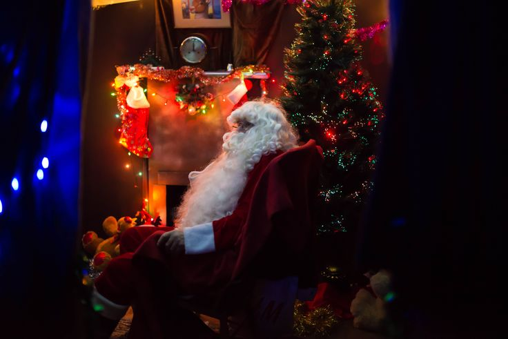3rd Molesey Scout Group Santa's Grotto 2016