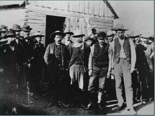 Bank robbers 1800s: History, Kid S Gang, Photo Showing, Medicine Lodge, Billy The Kids, Robbers 1800S, Wild West