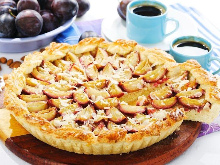 Tarte aux prunes : la meilleure recette