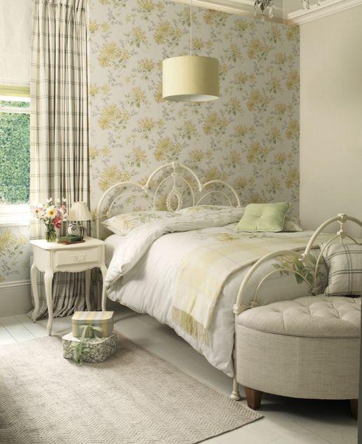 Die besten 25+ Laura ashley bed Ideen auf Pinterest Schlafzimmer - englischer landhausstil schlafzimmer