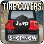 AllThingsJeep.com's giant selection of Jeep Tire Covers