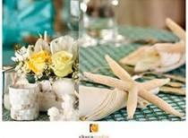 Hawaiian  ideas for the reception