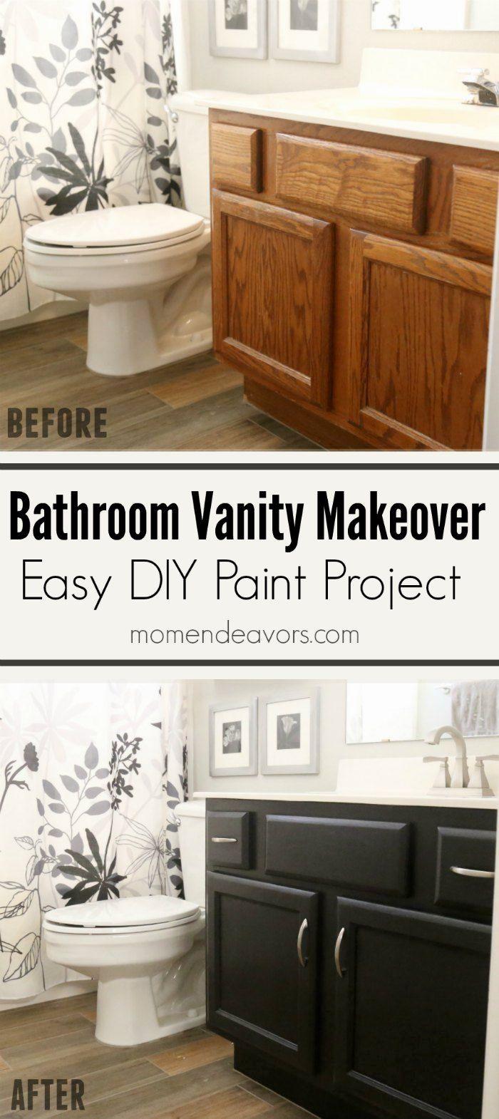 New Diy Bathroom Cabinets Bathroom Vanity Makeover Bathroom Cabinet Makeover Bathroom Cabinets Diy