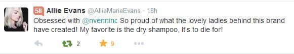 Allie Marie Evans loves our products <3 #alliemarieevans