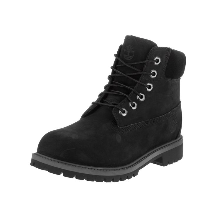 Timberland Kids 6-ich Classic Shearling Boots