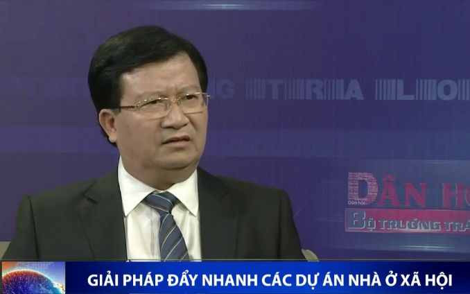 Bộ trưởng Trịnh Đình Dũng: Thị trường phục hồi do đầu cơ là không đúng