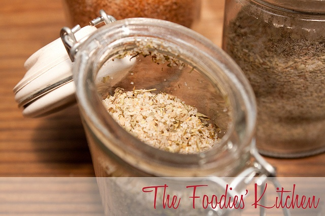 how to make homemade seasoned salt