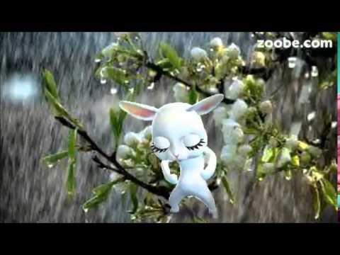 Gewitter - es knallt und kracht, Wetter, Blitze, Donner, Zoobe, Animation - YouTube