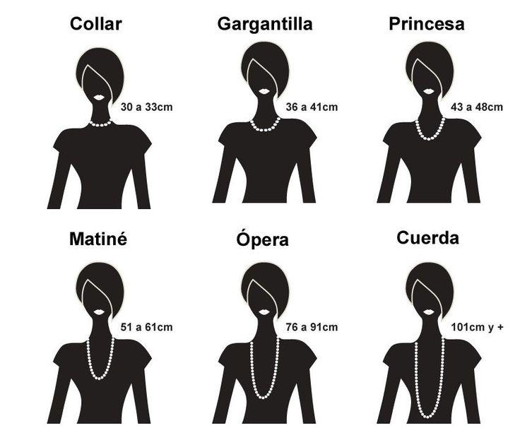 Tipos de collares: elige el que mejor te sienta