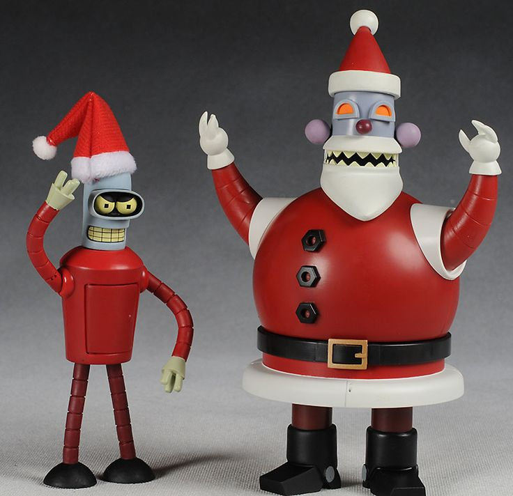 Christmas Robot Toys : Best robot santa ideas on pinterest cute christmas