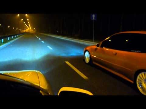 Honda Integra Type R 220HP vs Civic D16Z6T 250HP revenge