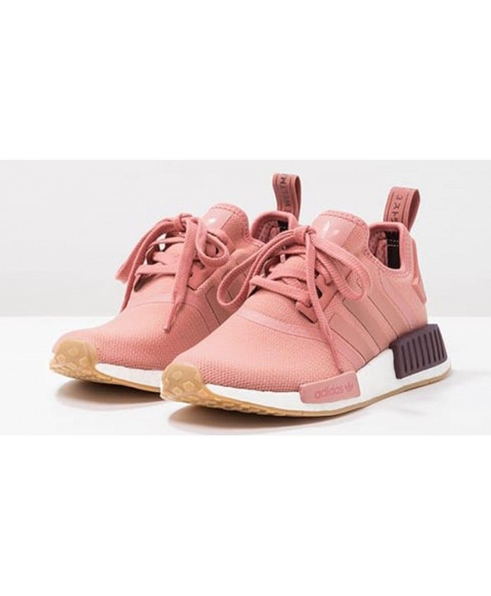 28062b2555420 Cheap Adidas NMD R1 Raw Pink Shoes