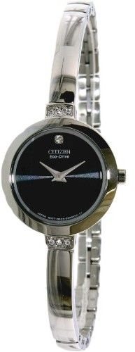 Citizen Eco Drive Stainless Steel Ladies Watch EW9920-50E