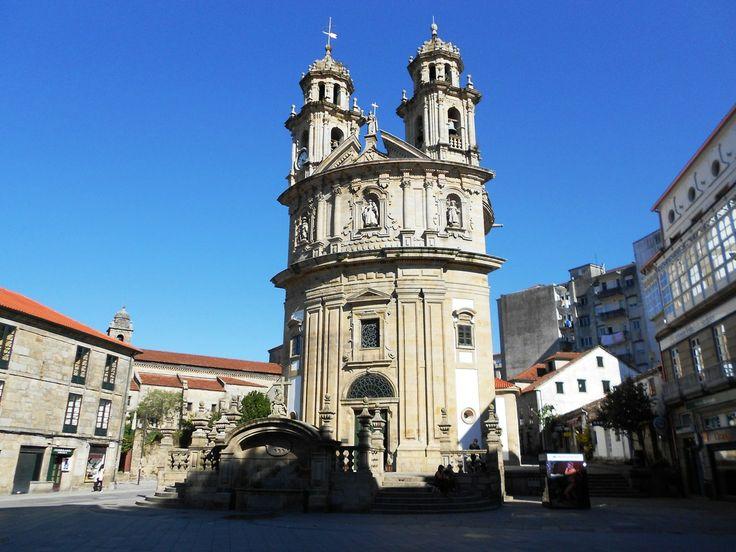 Caminho Português de Santiago - www.caminhoportosantiago.com - Pontevedra