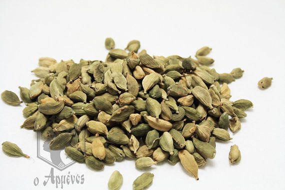 Green Cardamom kakoules aromatic seed with many by Armenos on Etsy