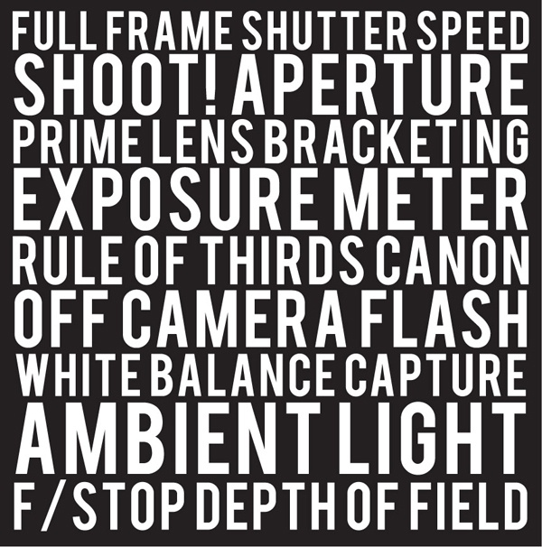 For photographers.
