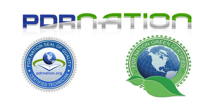 PDR Nation or PDRN certification process of PDR Technicians around the globe.