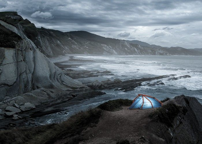 Let's go - The Wedge Tent by heimplanet.com #adventure #design