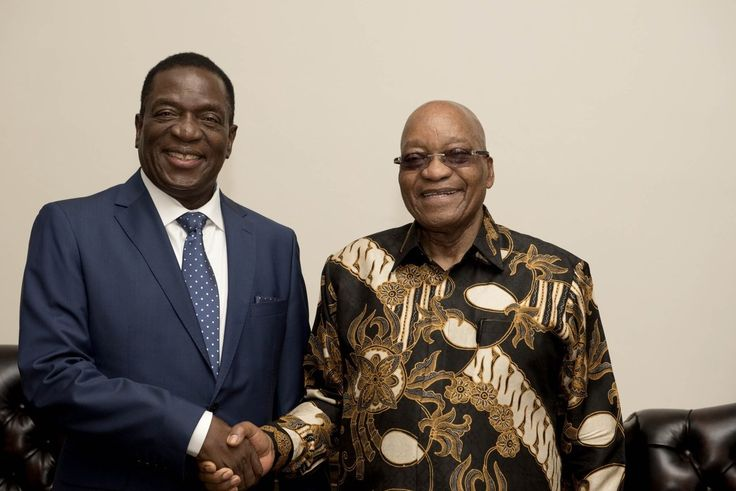 "When will Emmerson Mnangagwa be sworn in as Zimbabwe's new President? It is almost time to officially unveil ""President Mnangagwa"" to the world. The former VP is expected to arrive back in the country today. https://www.thesouthafrican.com/when-will-emmerson-mnangagwa-be-sworn-in-as-zimbabwes-new-president/"
