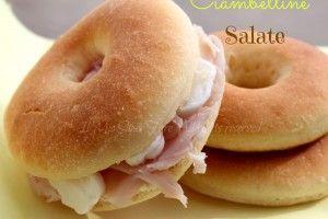 Ciambelline salate per antipasti e buffet