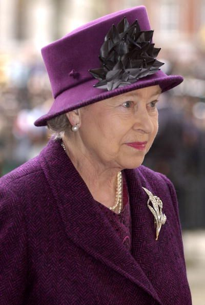 Her Majesty Queen Elizabeth II of the United Kingdom and the Commonwealth Nations, 2003