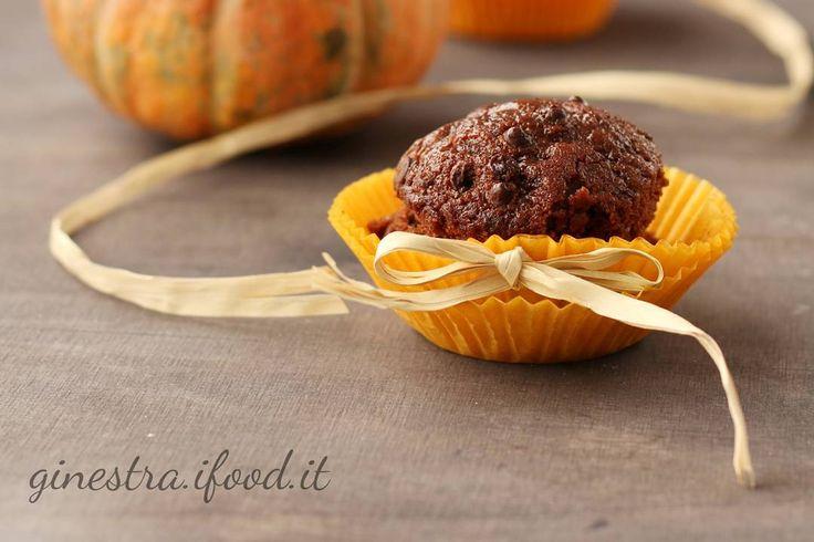 La merenda appena finita #muffin #zucca e #cioccolato  #mutfakgram #angolodelledolcezze #Fruit24 #chocolate #_dolcivisioni_ #hautecousines #lovers_home4  #pics_at_home #bestofpics #piattiitaliani #oggisicucina  #dolce_salato_italiano #ricetteperpassione #colazioneitaliana #ifoodit #bloggallineincucina