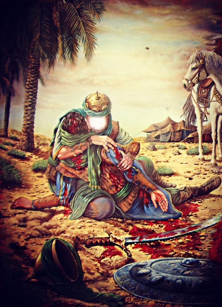 the martyrdom of ali akhbar as eldest son of imam hussain as muharram safaar pinterest. Black Bedroom Furniture Sets. Home Design Ideas