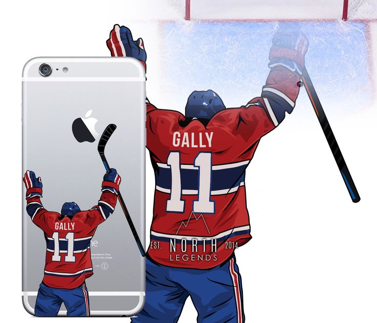 """Ga11y"" iPhone cases are now available at NorthLegends.ca"