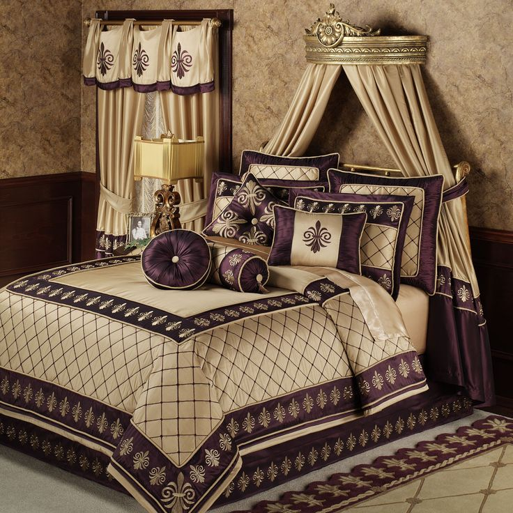 de me queen comforter croscill set lis eventify galleria design red throughout fleur king sets