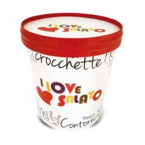 Cestello per alimenti ideale per crocchette, fritture, contorni, etc. In vari modelli. Acquista su www.confezionare.eu