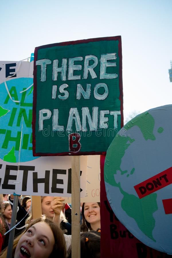 School Strike For Climate Change Royalty Free Stock Images Affiliate Climate Change School Strike S School Strike Climate Change Stock Images Free