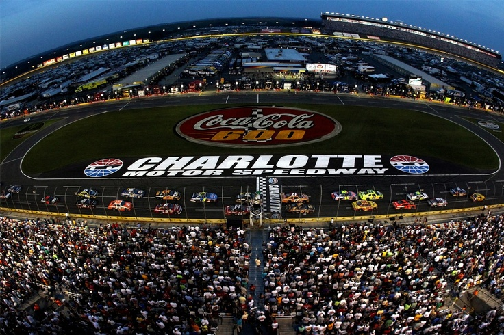 Charlotte Speedway and the Coca Cola 600