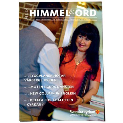 Med Himmel & Ord 3/2014. Skärholmens församling, Svenska kyrkan.