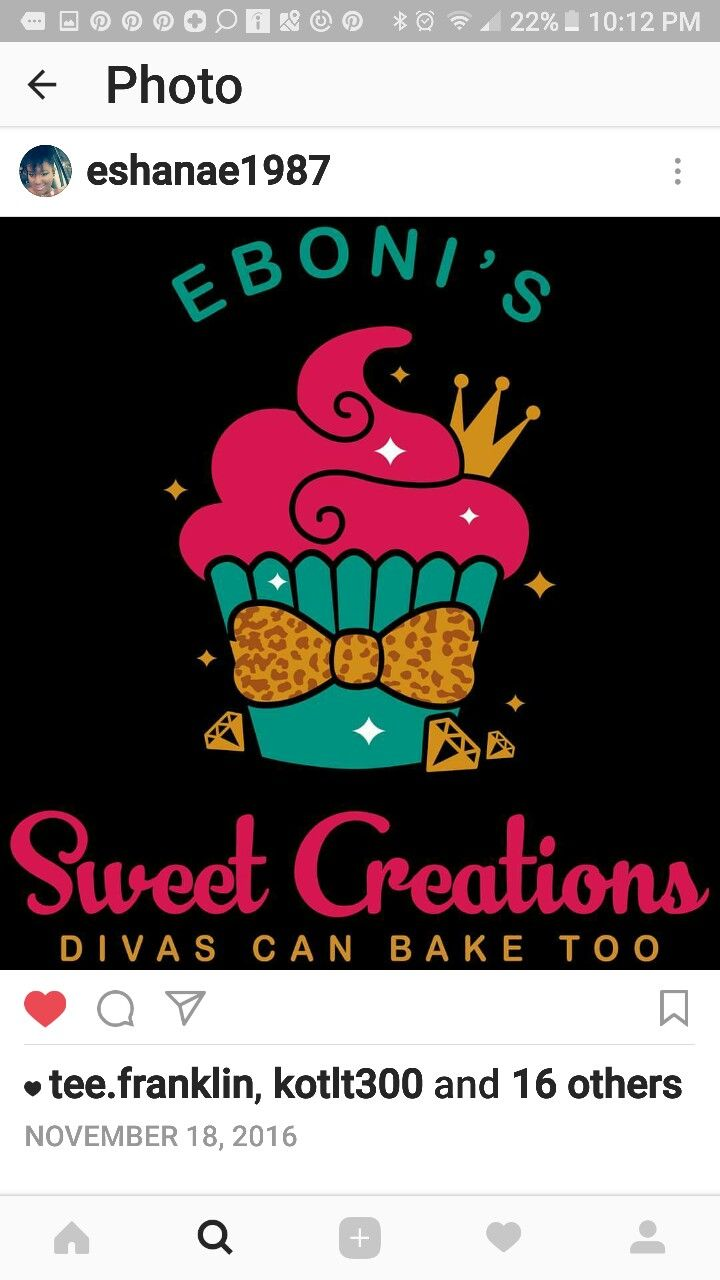 #Eboni'sSweetCreations