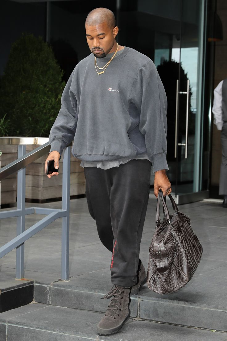 7 Best Kanye West Joggers Images On Pinterest Look Books