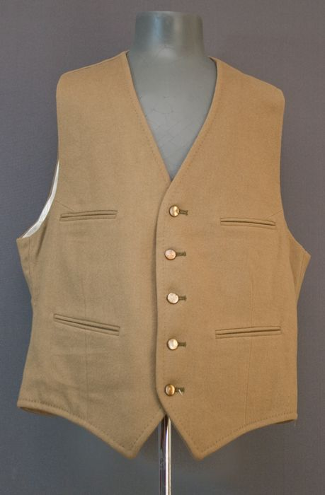 1950's vest from The Mabs Collection