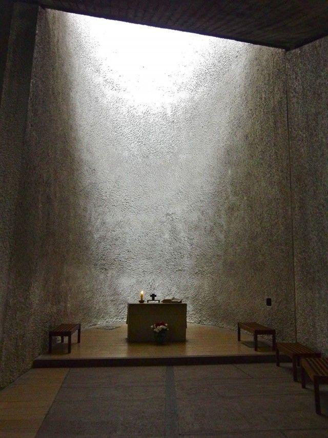 45 Best Notre Dame Du Haut Ronchamp Images On Pinterest