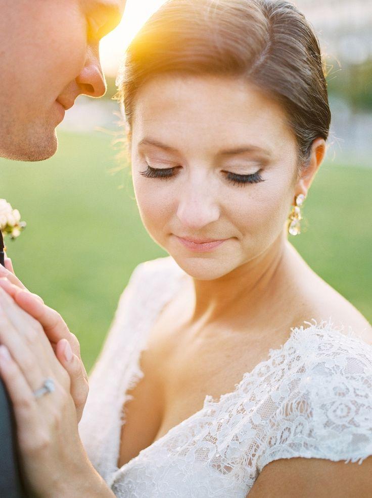 bride and groom sunset portrait columbus ohio wedding photographers westin columbus wedding henry