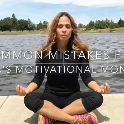 "➡️MOTIVATIONAL MONDAY ↘️COMMON MISTAKES OF MEDITATION PT. 3 -- I CAN'T SIT STILL -- The last lesson in the series of ""Common Mistakes of Meditation"". Take a listen and conclude the lesson on this subject. With this last lesson, you'll be able to practice meditation accurately and not find anymore excuses like ""I can't sit still."" Just remember to stay consistent and you'll be on the road to inner peace✨🚗🛣️️️✌🏼🙏🏼:raised_hands"