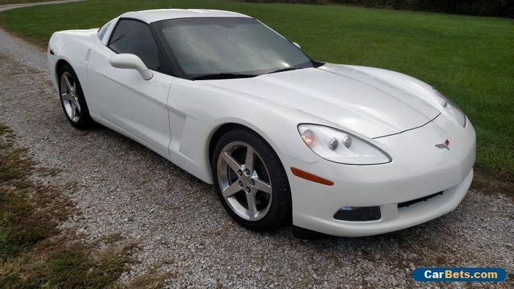 2005 Chevrolet Corvette Coupe 2 Door #chevrolet #corvette #forsale #unitedstates