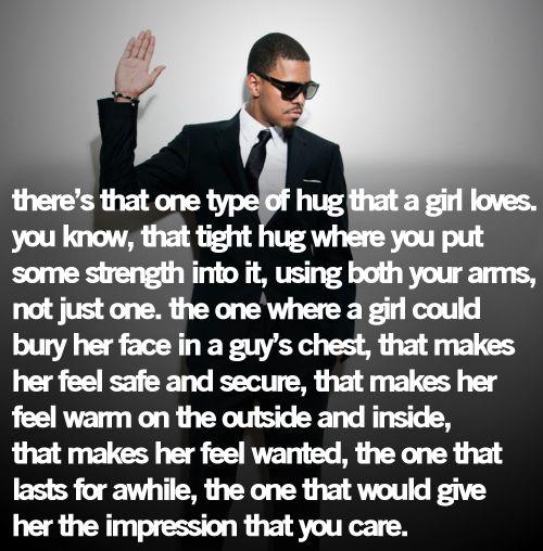 That ONE hug <3
