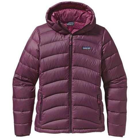 Patagonia Hi-Loft Down Sweater Hoody - Women's