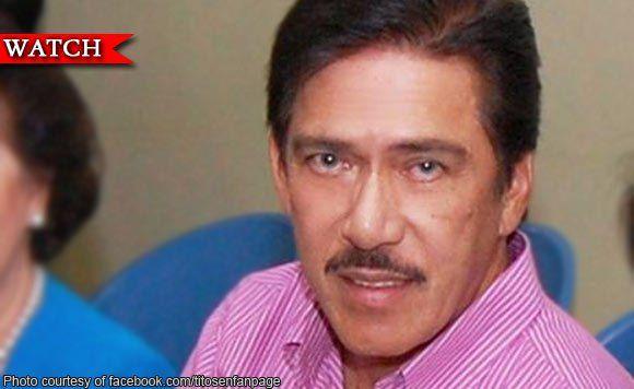 Atake kay President Rodrigo Duterte hindi pinaniniwalaan ng tao - Senator Tito Sotto