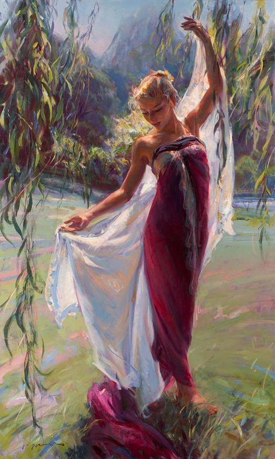 """""""Willow Dance"""" - Daniel Gerhartz"""