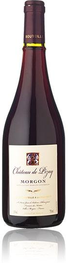 Morgon 2010/2011, Château de Pizay from Majestic Wine