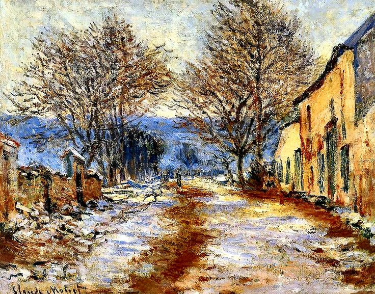 an analysis of impressionism an art period in painting Impressionism can be considered the first distinctly modern movement in painting developing in paris in the 1860s, its influence spread throughout europe and eventually the united states.