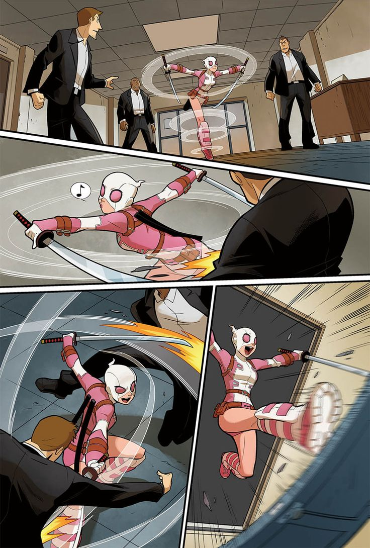 COMICS CONTINUUM / Marvel Comics First Looks: Gwenpool Special #1